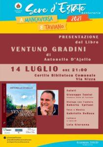 Locandina 21 gradini - Taviano