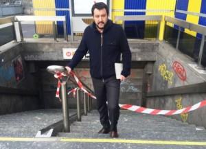 Salvini a Bruxelles